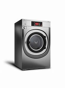 Ipso 18kg Coin Operated Commercial Washer  Ipso Ia180coin