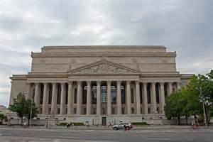 National Archives Building Washington DC