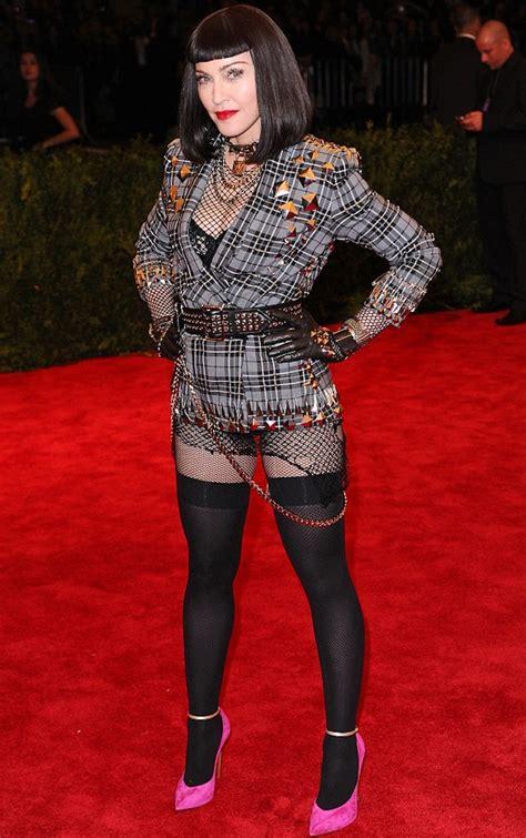 Madonna At The Met Gala 2013 Alan Ilagan