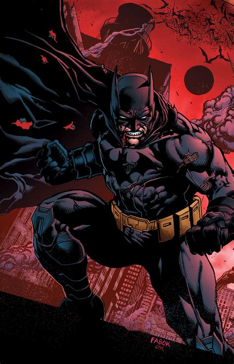 Guide To Reading Batman Comics In The New 52  Residing In
