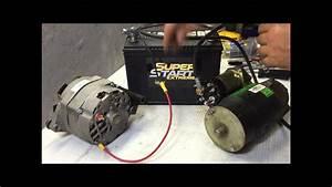 Alternator Wiring Diagram Chevy 350