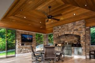 Patio And Deck Combo Ideas by Outdoor Living Room Patio And Screened Porch