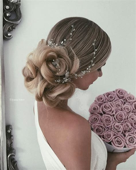 50 Insanely Romantic Wedding Hairstyles for 2018   STYLE