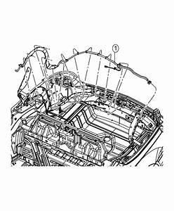 Chrysler 200 Wiring  Deck Lid   Sirius Satellite Radio