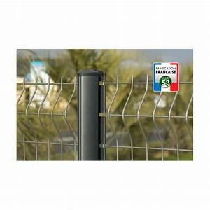Panneaux Soudes Gris Anthracite : panneaux rigides soud s axis s couleur gris dirickx ~ Edinachiropracticcenter.com Idées de Décoration
