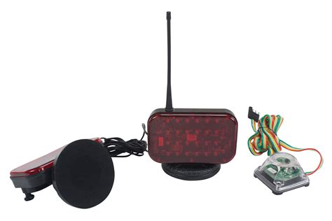 Tow Lights by Larson Electronics Releases Wireless Battery Powered Led