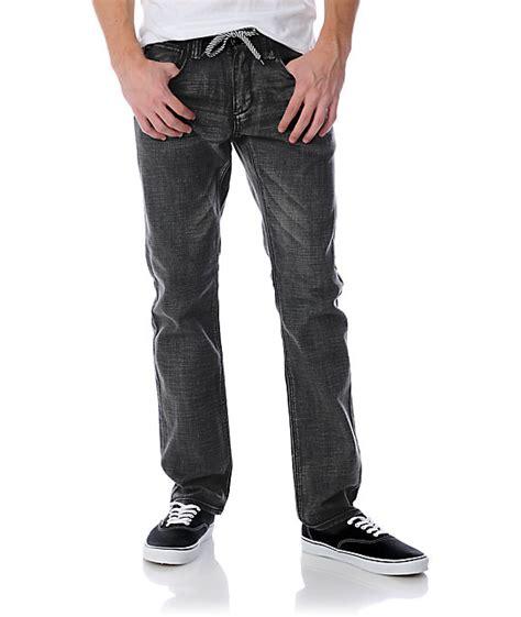 empyre skeletor earl grey skinny jeans zumiez