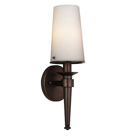 philips forecast f542770e1 1 light bath torch wall sconce
