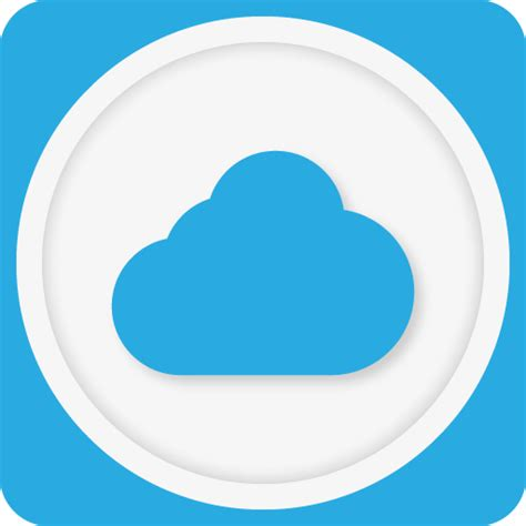 cloud android cloud icon android settings iconset graphicloads