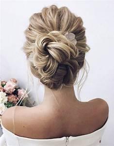 Chignon Cheveux Mi Long : coiffure mariage cheveux mi longs ou une allure ~ Melissatoandfro.com Idées de Décoration