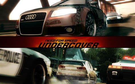 speed undercover wallpaper nfs undercover games