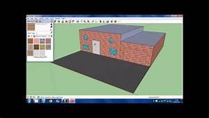 Comment Faire Une Maison : comment faire une maison sur google sketchup youtube ~ Dallasstarsshop.com Idées de Décoration
