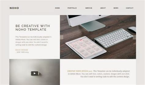 15 Best Free And Premium Adobe Muse Templates 2015 Web 15 Best Free And Premium Adobe Muse Templates 2015 Web