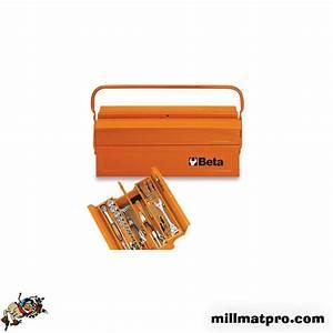 Caisse A Outils Metal : caisse outils m tal 3 compartiments 550mm beta beta bet 021190002 ~ Dode.kayakingforconservation.com Idées de Décoration
