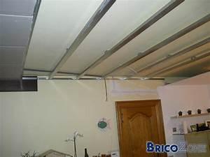 Faire Un Faux Plafond : faire un faux plafond ~ Premium-room.com Idées de Décoration