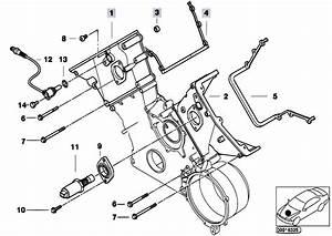 Original Parts For E53 X5 4 6is M62 Sav    Engine   Upper