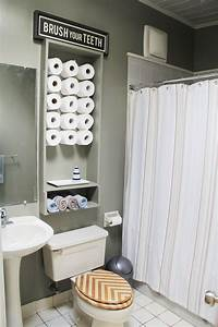 10 diy great ways to upgrade bathroom 2 diy crafts for Diy bathroom designs