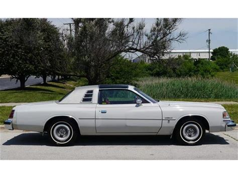 1978 To 1980 Dodge Magnum For Sale On Classiccarscom 4