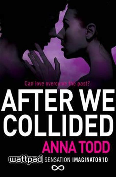 collided anna todd