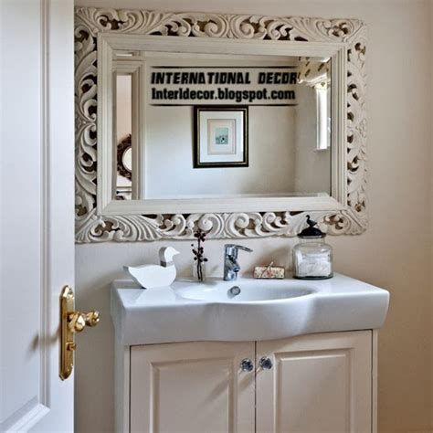 bathrooms mirrors ideas bathroom mirrors useful tips for choosing