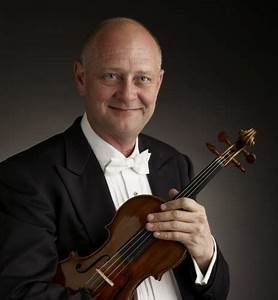 Cleveland Orchestra concertmaster William Preucil ...