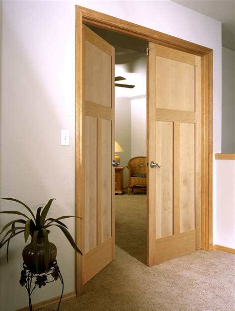 the possible combination of the interior wood doors