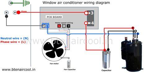 wiring diagram bten aircool
