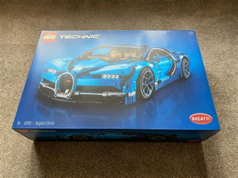 Below you can view and download the pdf building instructions for free. LEGO Technic Bugatti Chiron (42083) for sale online | eBay