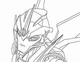 Transformers Arcee Coloring Prime Geek Nunya sketch template