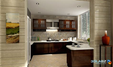 indian kitchen interior design  wallpaper