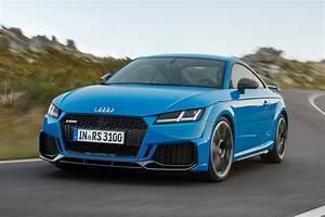 Audi Tt Rs Coupe : audi tt rs 2019 coupe and roadster facelifted car magazine ~ Nature-et-papiers.com Idées de Décoration
