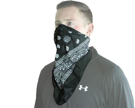 Amazon.com: ATV Tek Dust Mask Bandana (Black, Universal/X