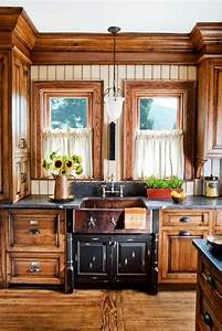 25, Amazing, Rustic, Kitchen, Design, And, Ideas, For, You