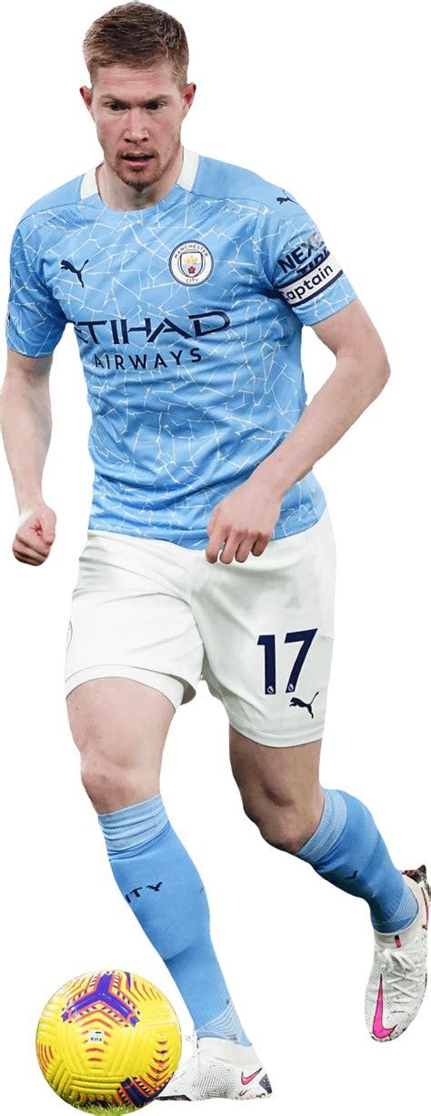 Kevin De Bruyne football render - 76634 - FootyRenders