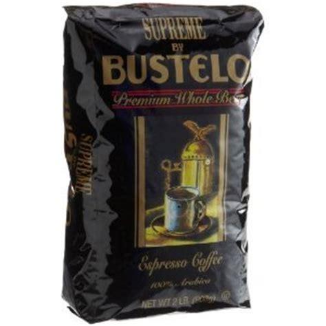Amazon.com : Bustelo Supreme Whole Bean Coffee 8-16-Ounce