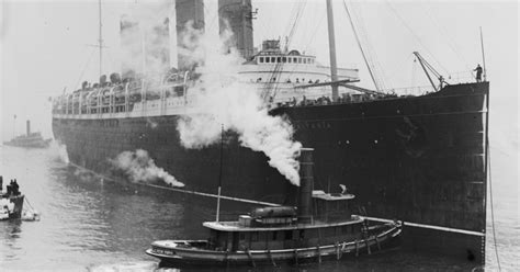 dead  lusitania disaster pictures cbs news
