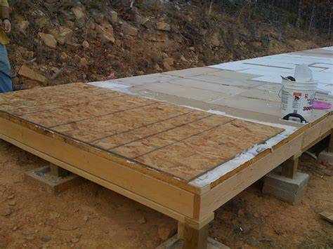 how to install osb subfloor diana does domestic osb subfloor layer and framing the walls