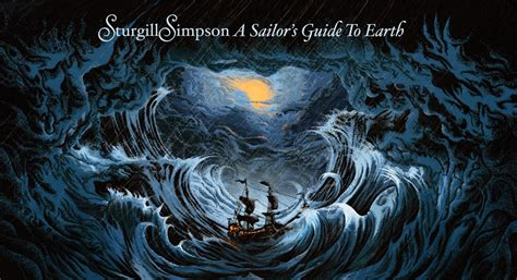 """A Guide To Identifying Your Home Décor Style: Sturgill Simpson's """"A Sailor's Guide To Earth"""" Takes #1 On"""