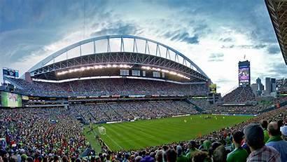 Stadium Sounders Seattle Yankee Soccer Mls Stadiums