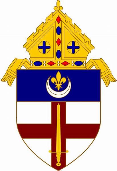 Catholic Diocese Roman Arms Coat Svg Covington