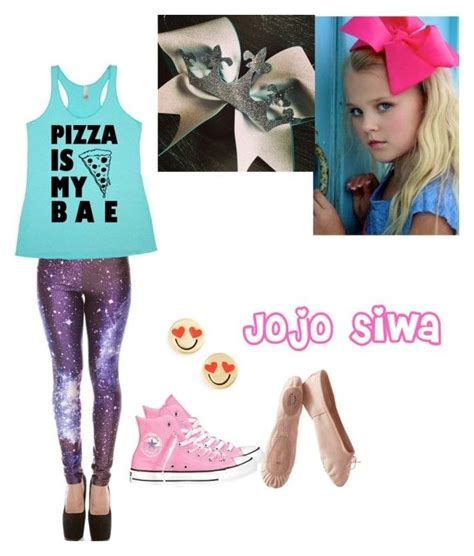 U0026quot;Jojo Siwa (Dancer) inspired outfitu0026quot; by elowilmot on Polyvore featuring Kate Spade Porselli and ...