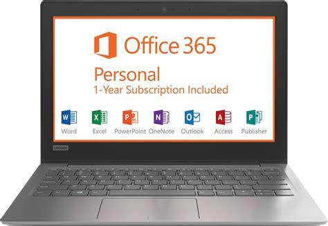 Office 365 Best Buy by Best Buy Lenovo Ideapad 11 6 Quot Laptop Intel Celeron 2gb