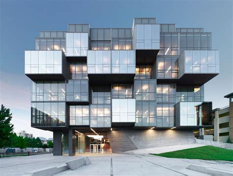 Saucier + Perrotte Architectes Ubc Faculty Of
