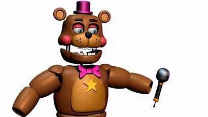 Rock Microphone Rockstar Freddy Clipart Bantranic Wip
