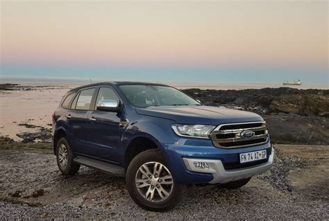 Ford Everest by Ford Everest 2 2 Xlt Automatic 2017 Review Cars