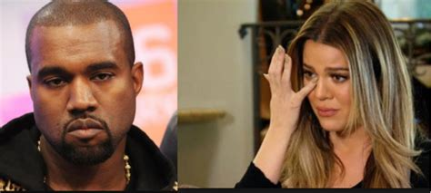 You Won't Believe What Kanye Said To Khloe Amidst Cheating ...