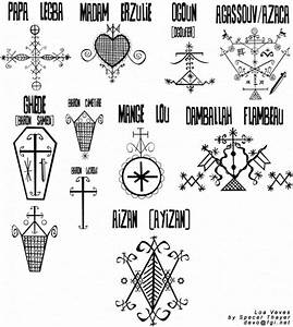 Images of Voodoo Symbols And Their Meanings - #golfclub