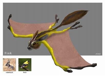 Random Creature Mashup Generator Animal Artstation Alien