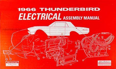 ford thunderbird serial number decoder