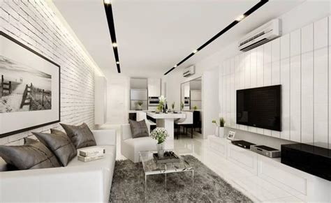 black and white home interior how to create stunning black and white interior design